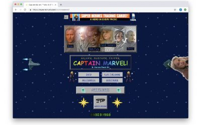 Two hard lessons about websites inspired by Captain Marvel