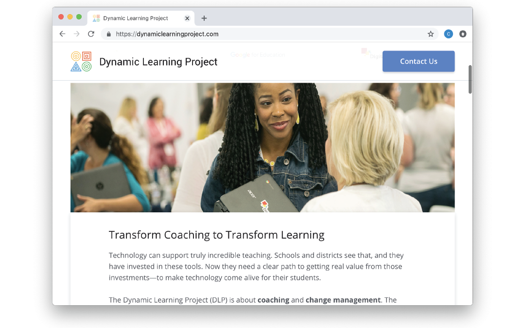 Dynamic Learning Project Launches